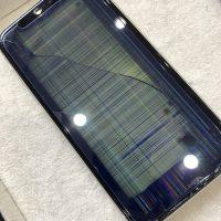 iPhone11液晶破損