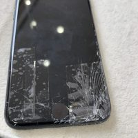 iPhone7液晶割れ