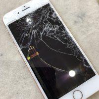 iPhone8液晶修理