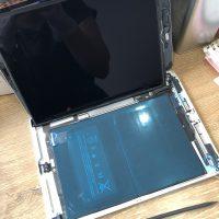 iPad6バッテリー交換